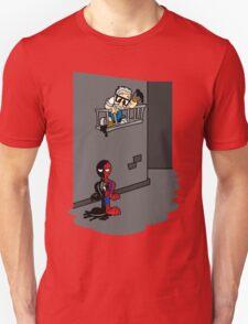 Spider Paint Unisex T-Shirt