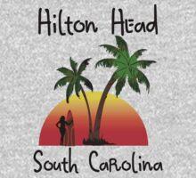Hilton Head South Carolina. One Piece - Long Sleeve