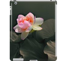 Backlit Lotus iPad Case/Skin