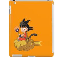 //Goku x Flying Nimbus of Roshi// iPad Case/Skin