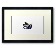 Gta Hakuchou Framed Print