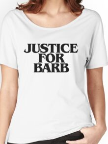 Justice for Barb Women's Relaxed Fit T-Shirt