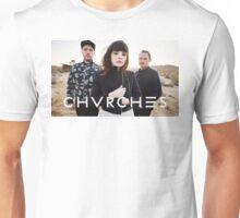 CHVRCHES Band Poster New Album Unisex T-Shirt