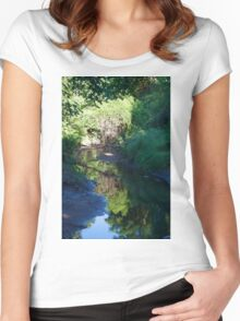 Reflections II Women's Fitted Scoop T-Shirt
