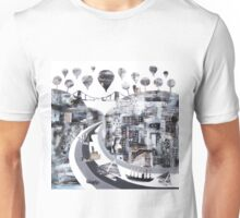 Bristol in monochrome Unisex T-Shirt
