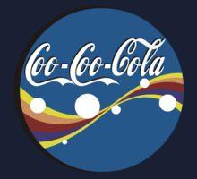 Coo Coo Cola  Kids Tee