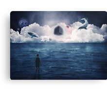 A Place Far From Home Canvas Print