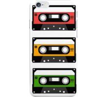 Die Vielfalt der Kassetten iPhone Case/Skin