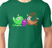 Don't monster yourself! Unisex T-Shirt
