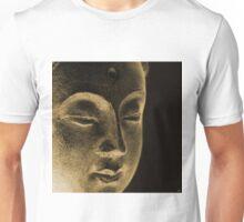 East - Dan ART Spiritual Buddha Sculpture Unisex T-Shirt