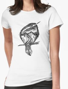 1.61 Womens Fitted T-Shirt