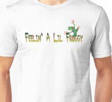 Feelin A Lil Froggy Unisex T-Shirt