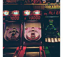 The Arcade Photographic Print