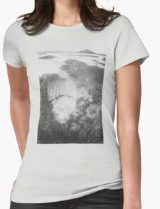 Doctor Who - Misty Mountain Womens Fitted T-Shirt