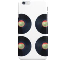 Beatles LP vinyl iPhone Case/Skin
