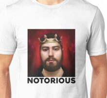 """The Prince of POP! """"NOTORIOUS"""" Unisex T-Shirt"""