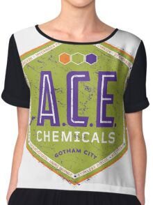 ACE Chemicals Chiffon Top
