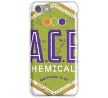 ACE Chemicals iPhone Case/Skin