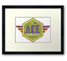 ACE Chemicals Framed Print