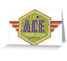 ACE Chemicals Greeting Card