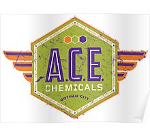 ACE Chemicals Poster
