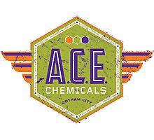 ACE Chemicals Photographic Print