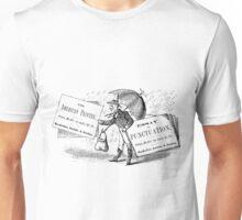 The American Printer Unisex T-Shirt