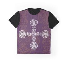 Jewel Wine Graphic T-Shirt