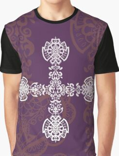 Jewel Wine Graphic T-Shirt