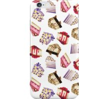 Cake Pattern iPhone Case/Skin