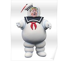trump busters Poster