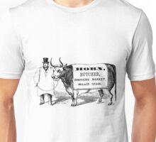 Horn, Butcher Unisex T-Shirt