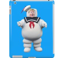 trump busters iPad Case/Skin