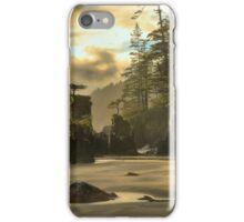 Cape Scott Mist iPhone Case/Skin