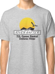 J.D. Canoe Rental Dolores River Classic T-Shirt