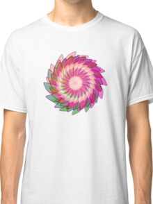 Flower in motion Classic T-Shirt