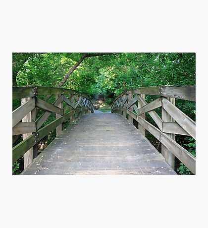 Bridge III Photographic Print