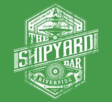 The Shipyard Bar One Piece - Short Sleeve