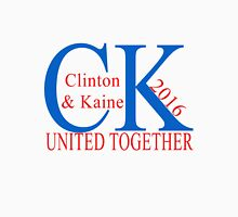 Clinton Kaine 2016 United Together Unisex T-Shirt