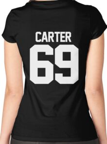 Carter 69 Women's Fitted Scoop T-Shirt