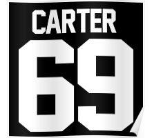 Carter 69 Poster