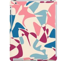 Colorful decorative abstraction iPad Case/Skin
