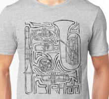 Dat Brass Unisex T-Shirt
