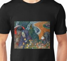 The Hermitage by Vincent Van Gogh Unisex T-Shirt