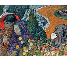 The Hermitage by Vincent Van Gogh Photographic Print