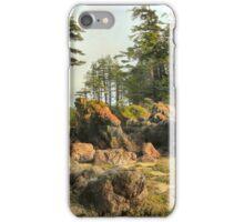 Cape Scott Rugged Beach iPhone Case/Skin