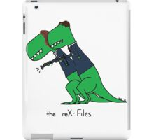 the reX-Files iPad Case/Skin