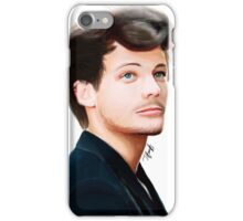 Louis Tomlinson Digital Painting iPhone Case/Skin