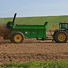 Muck Spreadin' by RedHillDigital