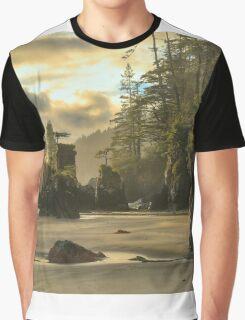 Wilderness Mist Graphic T-Shirt